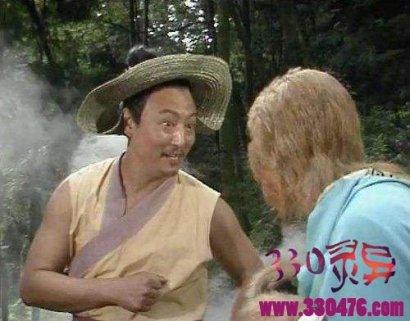 西游记未解之谜:给孙悟空指路的樵夫,送桃的小孩到底是谁?