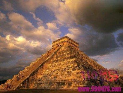 玛雅金字塔巨石之谜:或为外星人建造