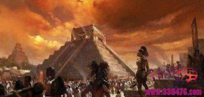 玛雅文明的金字塔下发现神秘通道,地下世界真存在