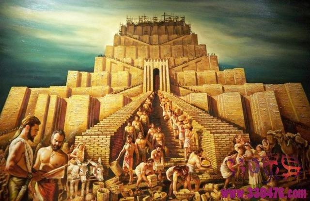 当埃及人在修建金字塔时,同为四大古国的其他三国,都在干什么