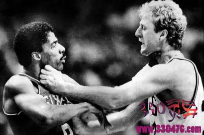 NBA五大斗殴事件,有人险些丧命,有的堪比战争