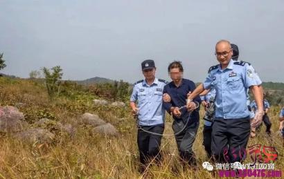 京山警方齐心协力,侦破双尸谜案