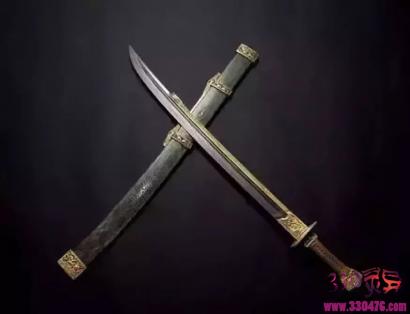 世界十大顶级刀剑:乾隆宝刀稳居第一