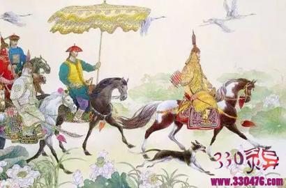 清朝皇帝去狩猎为何不穿内衣裤...