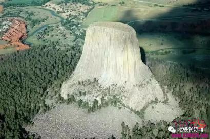 魔鬼塔:世界上最难登的山,高度仅有264米高
