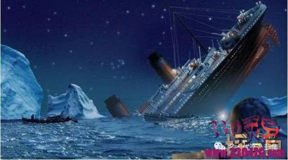 泰坦尼克号沉船之谜,深度分析背后原因!