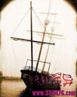 幽灵船的传说!