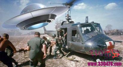 山洞发现蜥蜴人?越战中5大离奇事件!