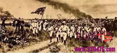 清朝当时已有枪支弹药,为何八国联军侵华时清兵竟还用砍刀?