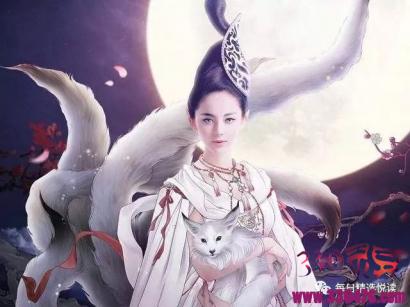 狐仙梦,千年情劫:狐仙与多情书生的未了情