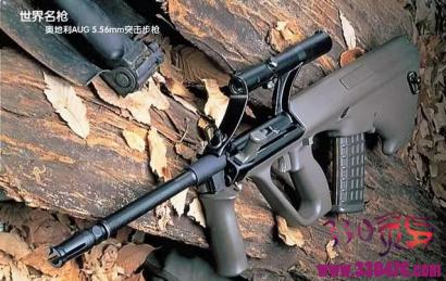 自动步枪弹匣容量都是30发吗?你了解那些弹匣多于30发的枪