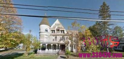 """数字13诅咒:美国凶宅""""亡灵之屋"""",仅以十分之一的价格出售却无人购买"""