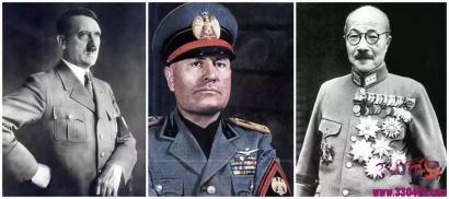 希特勒,墨索里尼的女儿,东条英机的后代,如今在干嘛?