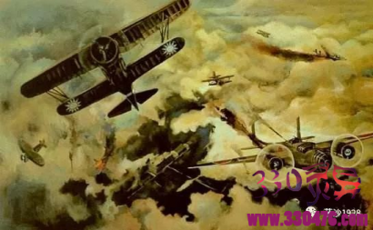血洒长空终明志:抗战空军第1英雄高志航的真实人生