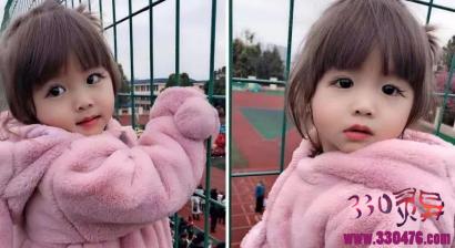 睫毛最长女孩被称睫毛精,睫毛是常人的三倍,放铅笔都不是问题