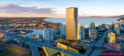 全球最疯狂设计师阿瑟·埃里克森,多伦多有史以来最酷的建筑温哥华一号公馆出现了!感受一下...