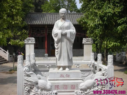 梨园女妓陈圆圆的古墓遗址