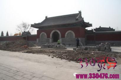 2014年北京娘娘庙强拆中显灵异,水立方改地方事件