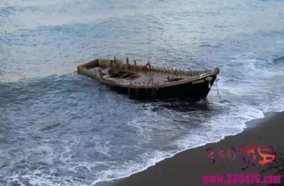 日本海岸幽灵船事件,绝非猎奇传说,神秘失踪的船漂回来了...
