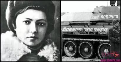 玛利亚·瓦西里耶夫娜·奥克佳布里斯卡娅:苏联最剽悍的媳妇替夫报仇,买坦克怒怼德国人
