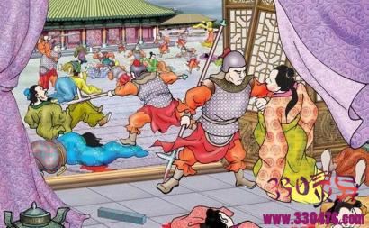 后汉酷刑:偷一文钱,全家和四邻都处死!