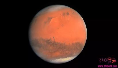 火星河流10亿年前才干涸?