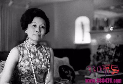 陈香梅:22岁嫁给传奇,邓公说,这个女人,全世界只有一个