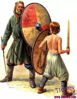 欧洲蛮子 vs 蒙古鞑子 ,谁更凶猛?