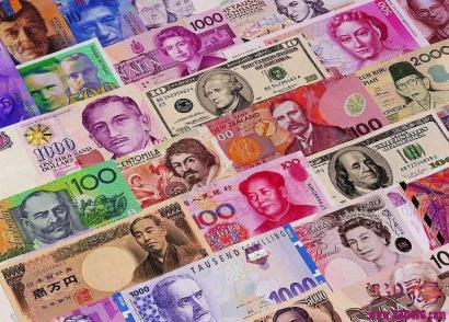 世界各国的钱都什么样子?