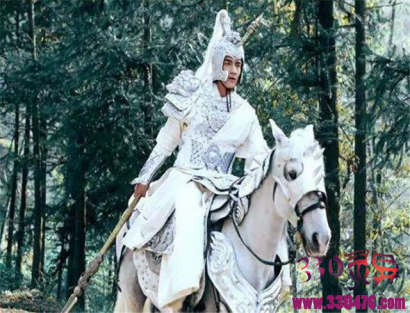 白袍小将:罗成,薛仁贵,赵云,陈庆之千军万马避白袍一个比一个勇猛