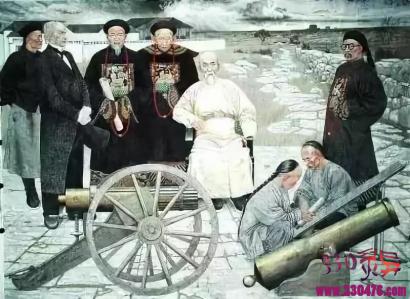 """""""雪帅""""彭玉麟:疯狂痴恋自己的""""姑姑""""梅姑""""为卿画梅十万株"""""""