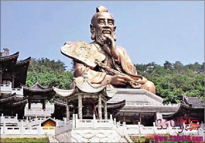 """陶弘景:一封辞职信,成就了他""""山中宰相""""的美名。"""