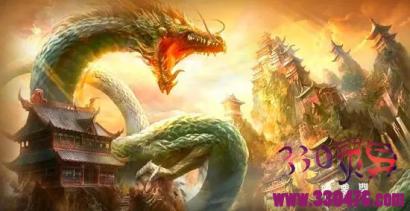 东方神话中四大神龙:中国东海龙王敖广、日本海洋守护神龙津、印度干旱的主导者布利陀罗、巴基斯坦水神龙阿帕拉拉