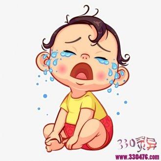 奇怪的婴儿哭声