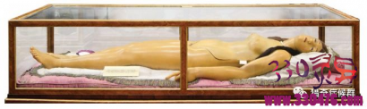 解剖界的维纳斯:以科学和上帝的名义的创造——供人解剖的蜡像女人