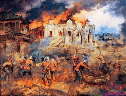 巴黎圣母院起火,是159年前英法联军火烧圆明园的报应?