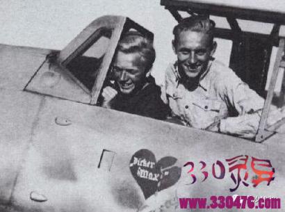 埃里希·哈特曼少校:击落352架战机,有史以来最强的空中王牌飞行员哈特曼