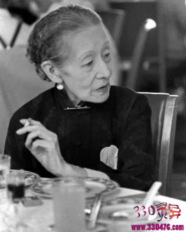 蝴蝶舞后裕容龄比宋美龄年长9岁,号称中国版时尚女魔头