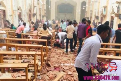 斯里兰卡首都科伦坡圣安东尼大教堂发生爆炸,207人死亡,两名中国人遇难!斯里兰卡一天内连发8起爆炸…
