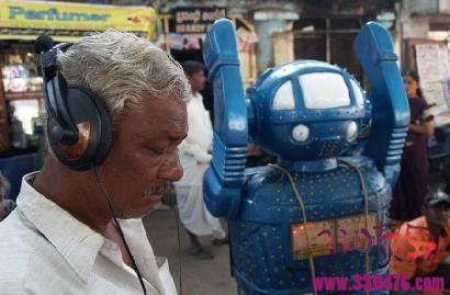 电脑免费算命起名,印度街头处处都是奇葩高科技!