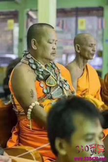 搞学术or修法术?聊聊泰国僧人的不同种类(僧官,法术僧,学问僧)与能力方向!