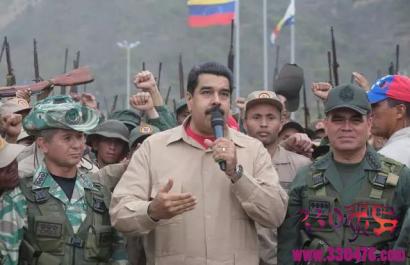 委内瑞拉军队为何对马杜罗死心塌地?原因主要是三点