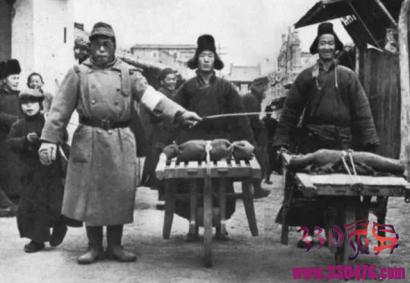 日本鬼子不敢公开的照片,张张令人发指,图四手中东西罪大恶极!