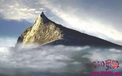 京那巴鲁山(神山、中国寡妇山)登山十忌夜明珠传说及地震灵异事件