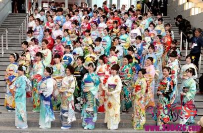 2020日本东京奥运会,日本定制了196国特色和服,中国款美炸!