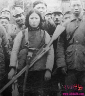 日本侵华战争中被日军俘虏的中国女兵姚英,杨淑珍,成本华,魏文全,刘桂芳...