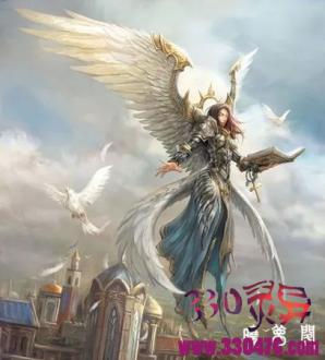 天使是什么?中国神话传说中天使是自带仙人气质的神明,在西方鸟人加百列,堕落天使撒旦...