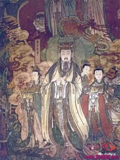 王母娘娘和玉皇大帝不是夫妻,不是母子,那玉皇大帝和王母娘娘是什么关系?