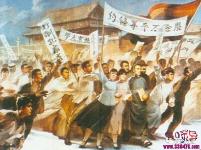 五四运动叫你学习西方,不是让崇洋媚外啊!