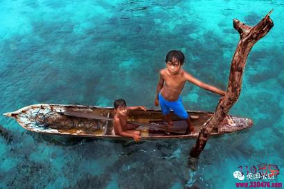 巴瑶族人还没断奶就学潜水,海上的吉普赛人巴瑶族是海王后代吗?